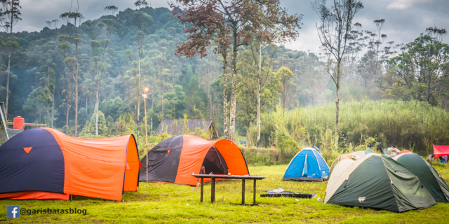 camping ground ranca upas ciwidey